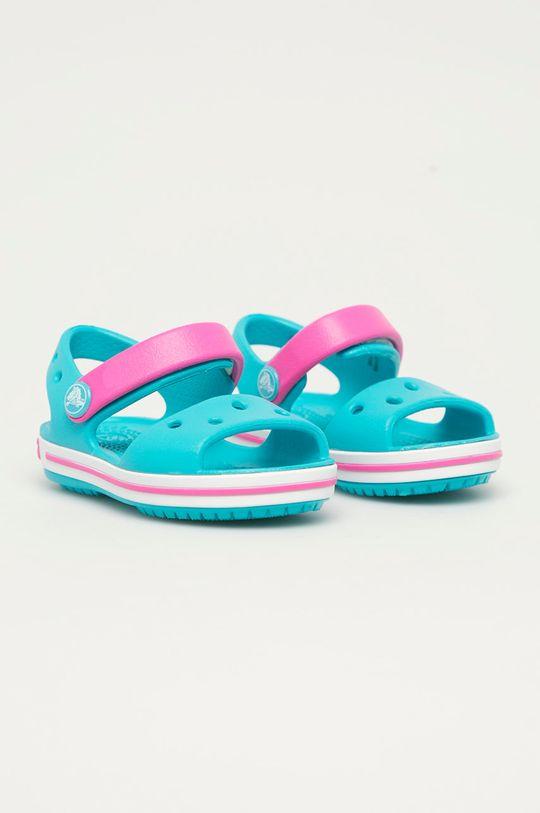 Crocs - Dětské sandály mořská
