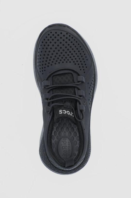 czarny Crocs - Buty dziecięce Lite Ride Pancer