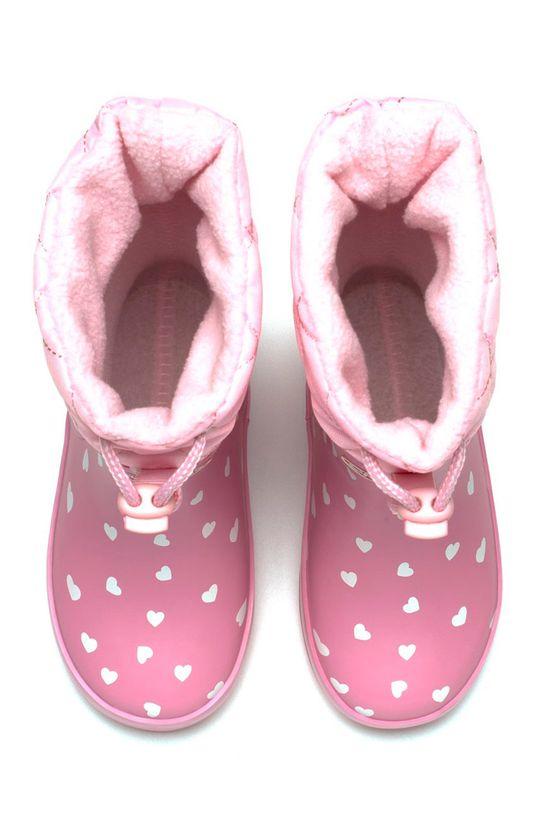 różowy Chipmunks - Kalosze dziecięce SWAN