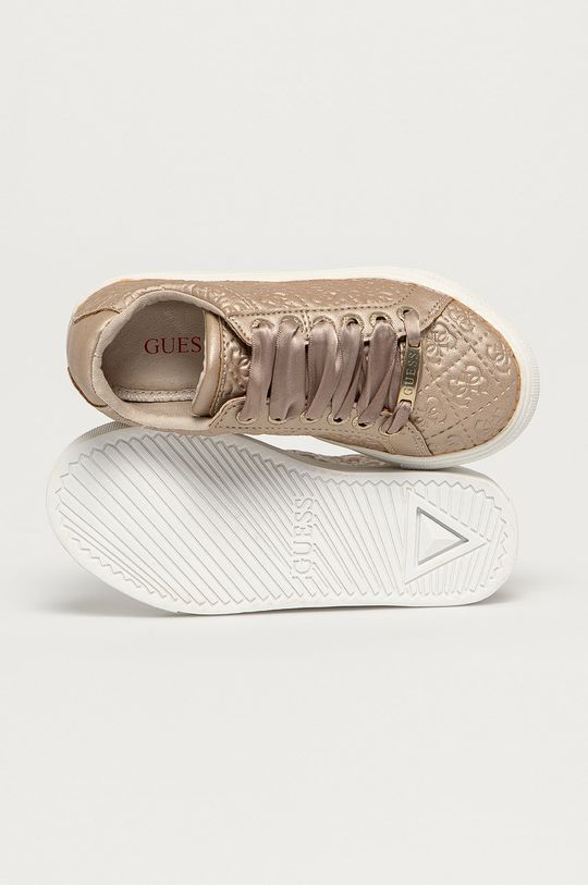hnedá Guess - Detské topánky