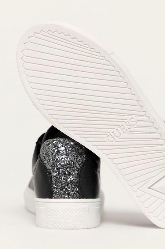 Guess - Boty  Svršek: Umělá hmota Vnitřek: Textilní materiál, Přírodní kůže Podrážka: Umělá hmota