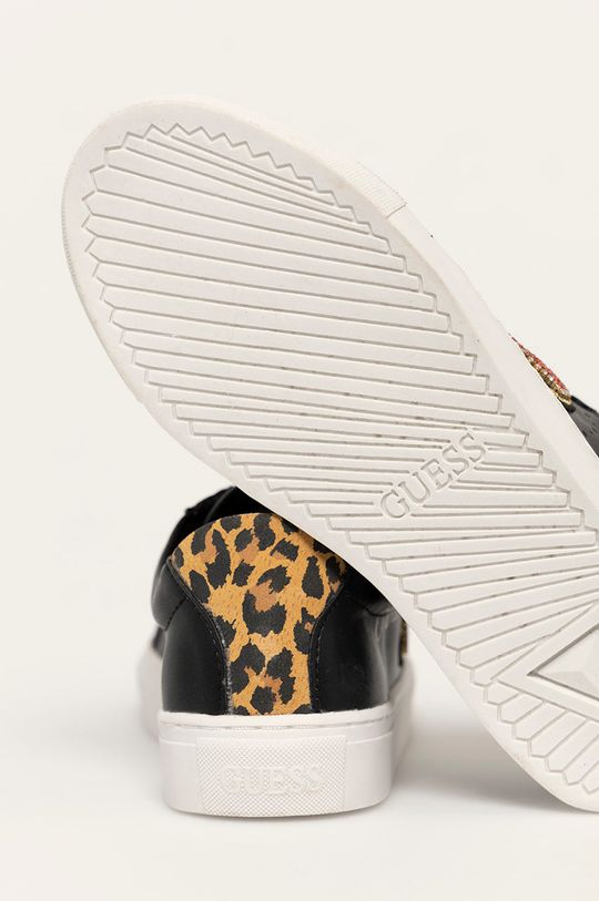 Guess - Dětské boty  Svršek: Umělá hmota, Přírodní kůže Vnitřek: Textilní materiál, Přírodní kůže Podrážka: Umělá hmota