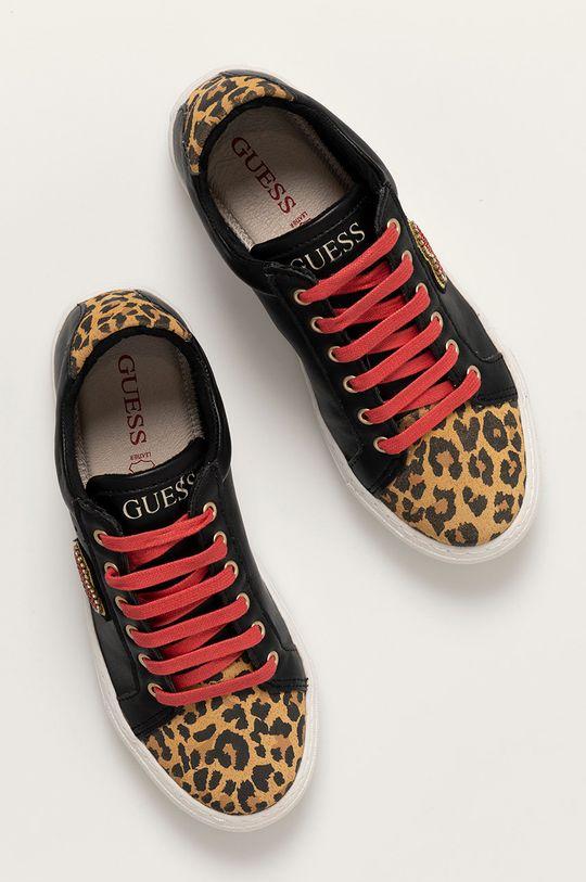 černá Guess - Dětské boty