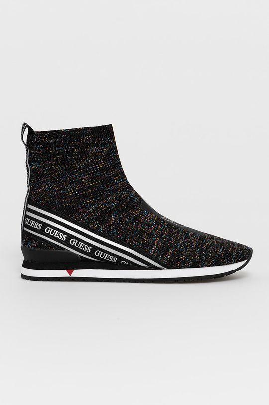 čierna Guess - Detské topánky Dievčenský