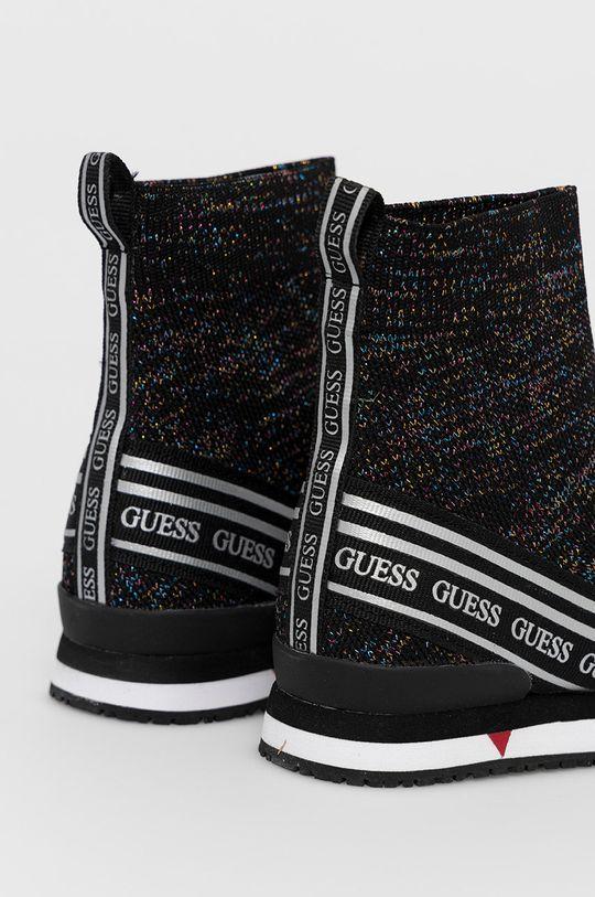 Guess - Detské topánky  Zvršok: Textil Vnútro: Textil Podrážka: Syntetická látka