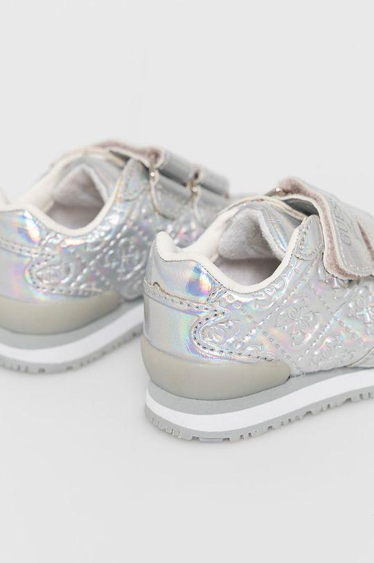 Guess - Dětské boty  Svršek: Umělá hmota Vnitřek: Umělá hmota, Textilní materiál, Přírodní kůže Podrážka: Umělá hmota