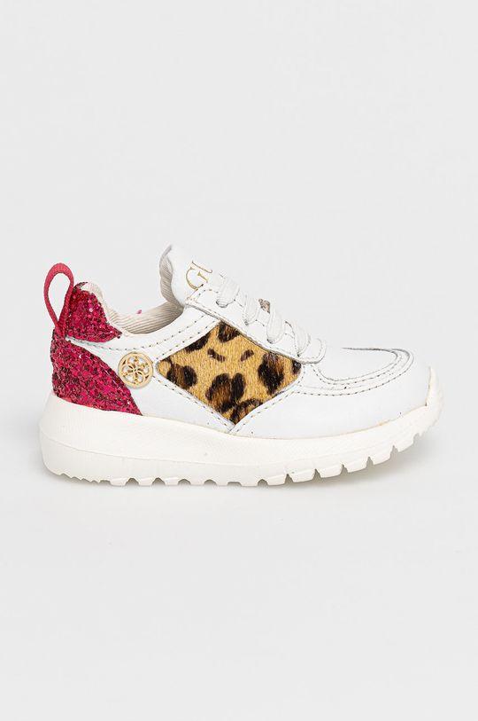 hnedá Guess - Detské topánky Dievčenský