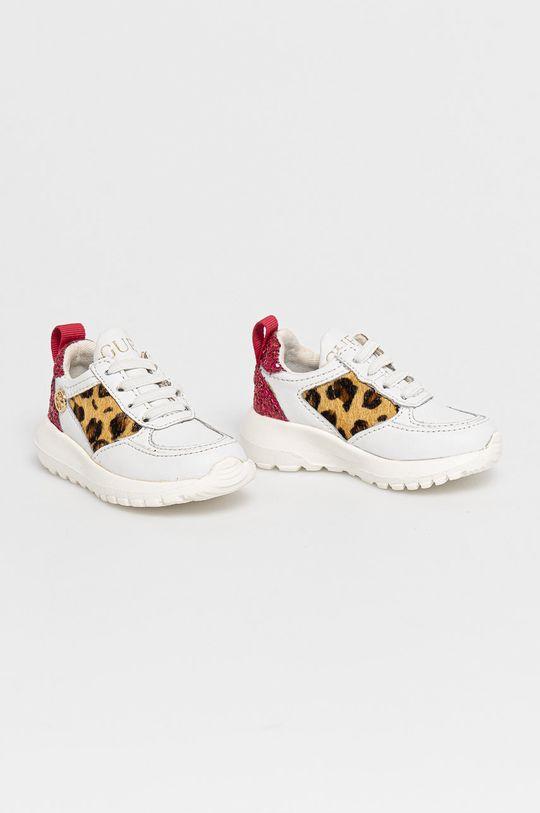 Guess - Detské topánky hnedá
