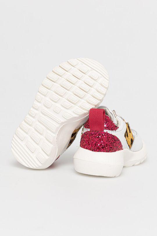 Guess - Detské topánky  Zvršok: Syntetická látka, Prírodná koža Vnútro: Textil, Prírodná koža Podrážka: Syntetická látka