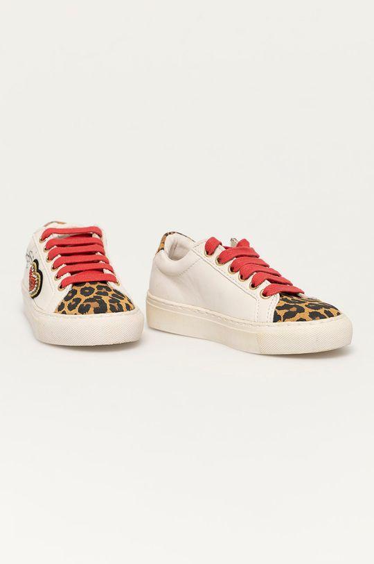Guess - Dětské boty béžová