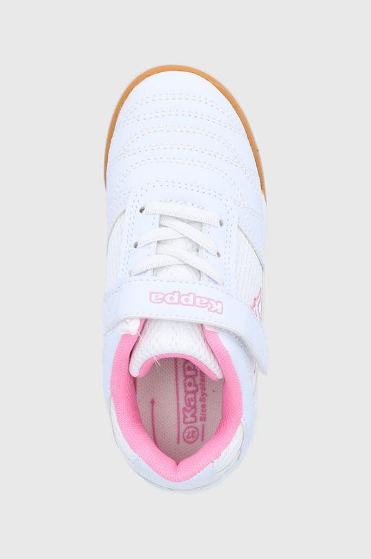 biały Kappa - Buty dziecięce DAMBA K