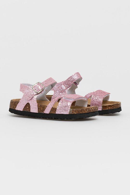 Name it - Sandale copii roz