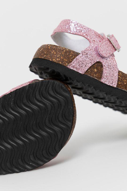 Name it - Sandale copii  Gamba: Material sintetic Interiorul: Material sintetic, Material textil Talpa: Material sintetic