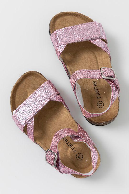 roz Name it - Sandale copii