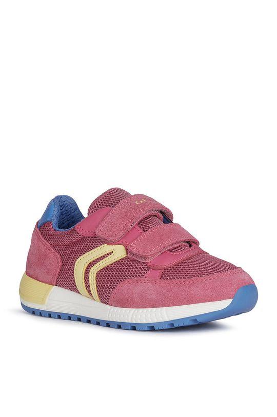 Geox - Detské topánky fuksia