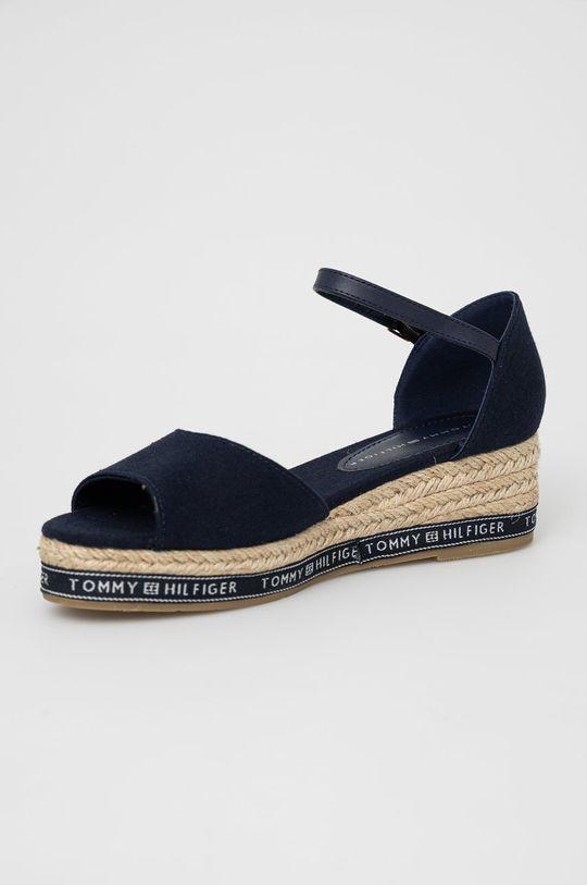 Tommy Hilfiger - Dětské sandály  Svršek: Umělá hmota, Textilní materiál Vnitřek: Umělá hmota, Textilní materiál Podrážka: Umělá hmota