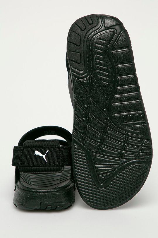 Puma - Detské sandále Soft  Zvršok: Syntetická látka, Textil Vnútro: Textil Podrážka: Syntetická látka