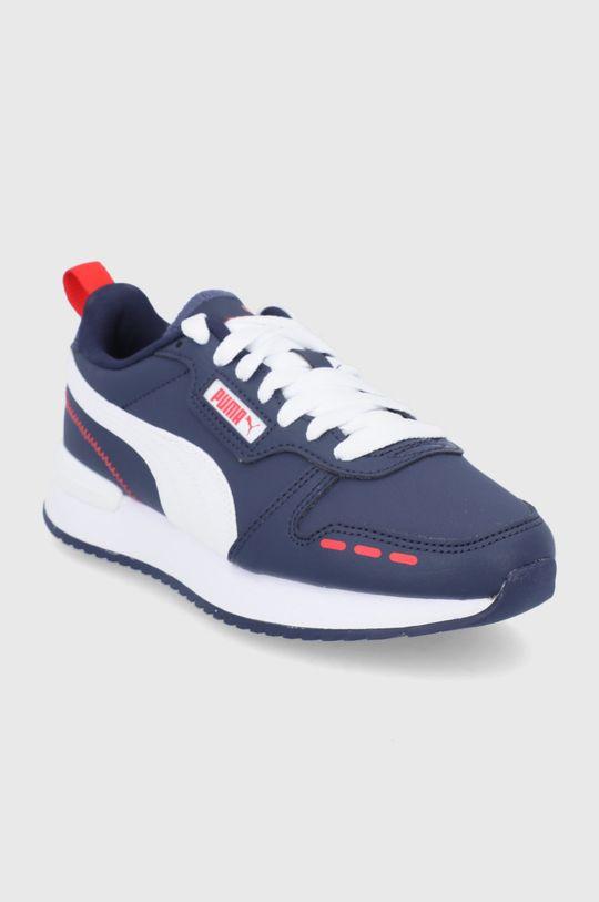 Puma - Pantofi copii R78 bleumarin