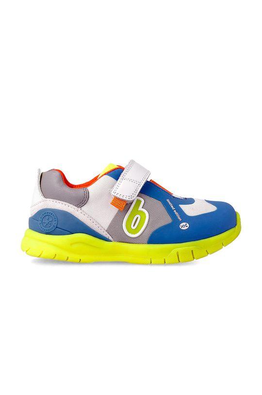 Biomecanics - Dětské boty modrá