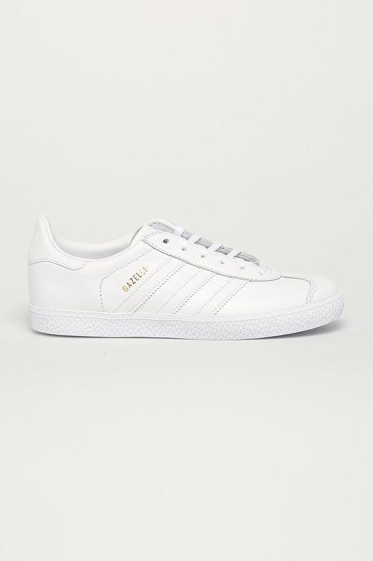 bílá adidas Originals - Dětské boty Gazelle Dětský
