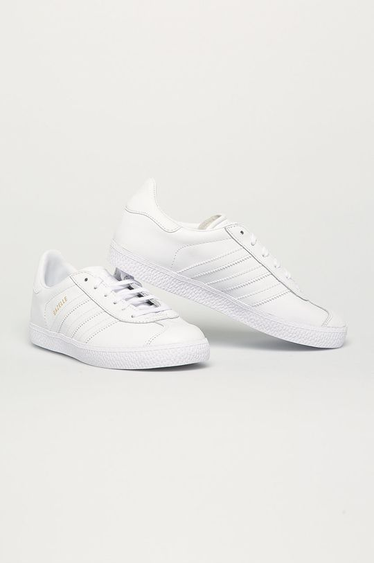 adidas Originals - Dětské boty Gazelle bílá