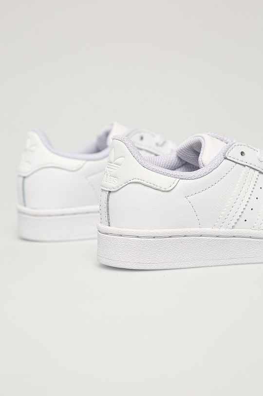 adidas Originals - Detské topánky Superstar C  Zvršok: Syntetická látka, Prírodná koža Vnútro: Textil Podrážka: Syntetická látka