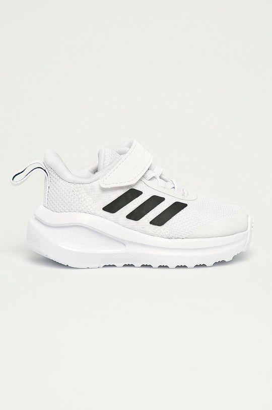 biela adidas Performance - Detské topánky FortaRun El Detský