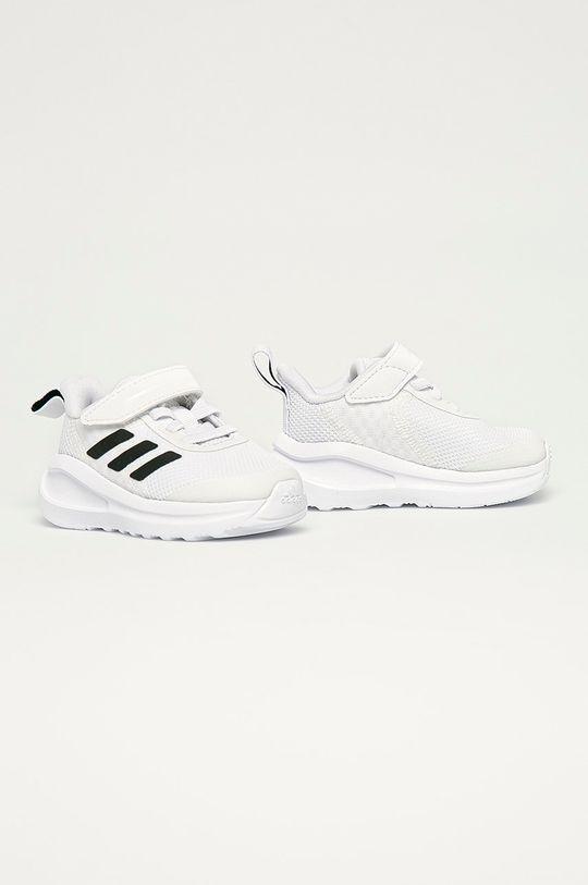 adidas Performance - Detské topánky FortaRun El biela