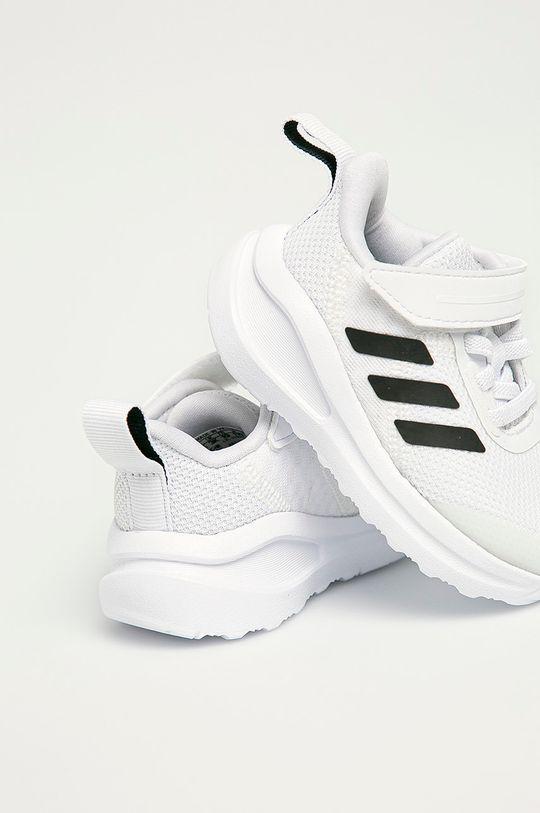 biela adidas Performance - Detské topánky FortaRun El