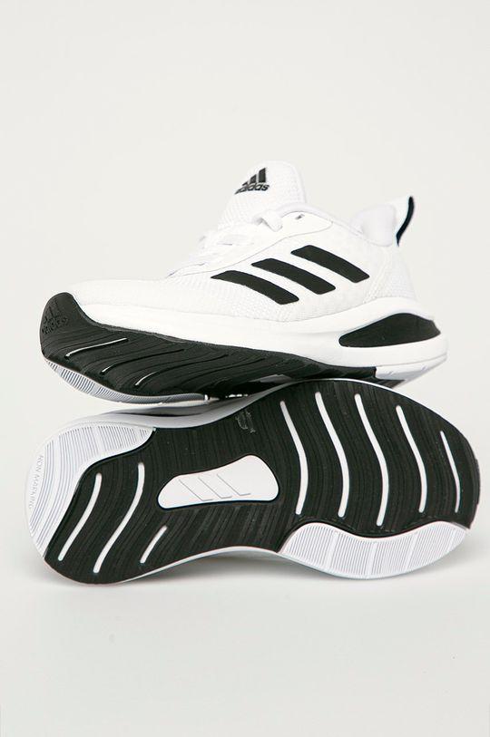 alb adidas Performance - Pantofi copii FortaRun K