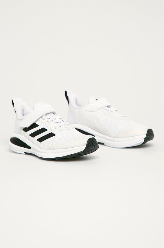 adidas Performance - Detské topánky FortaRun EL K biela