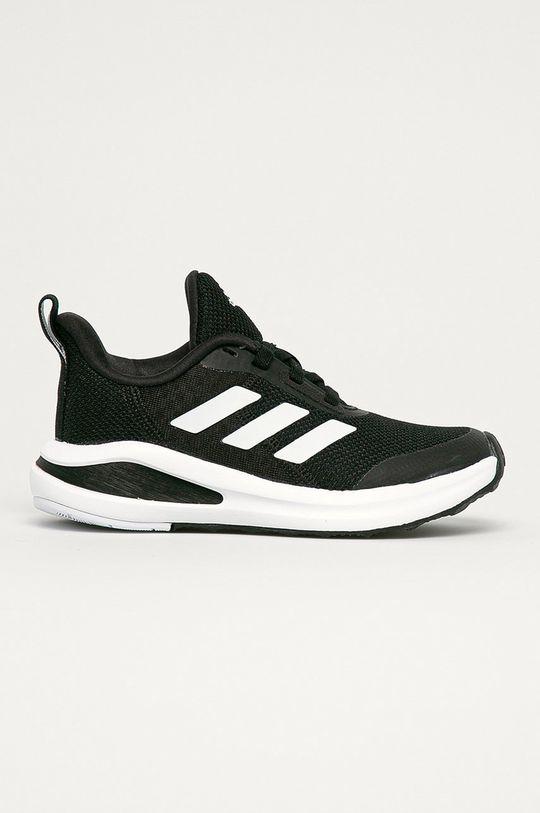 černá adidas Performance - Dětské boty FortaRun Dětský