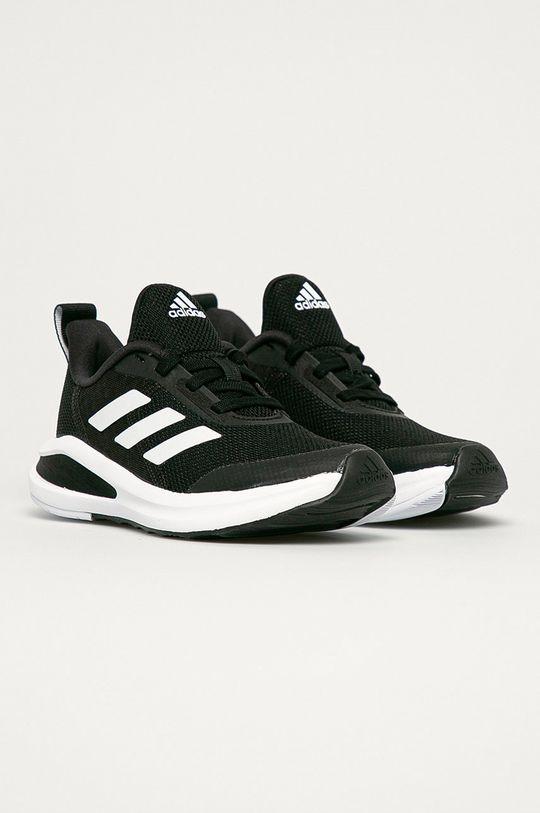 adidas Performance - Dětské boty FortaRun černá