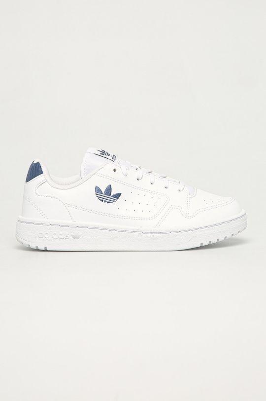 bílá adidas Originals - Dětské boty Ny 90 J Dětský