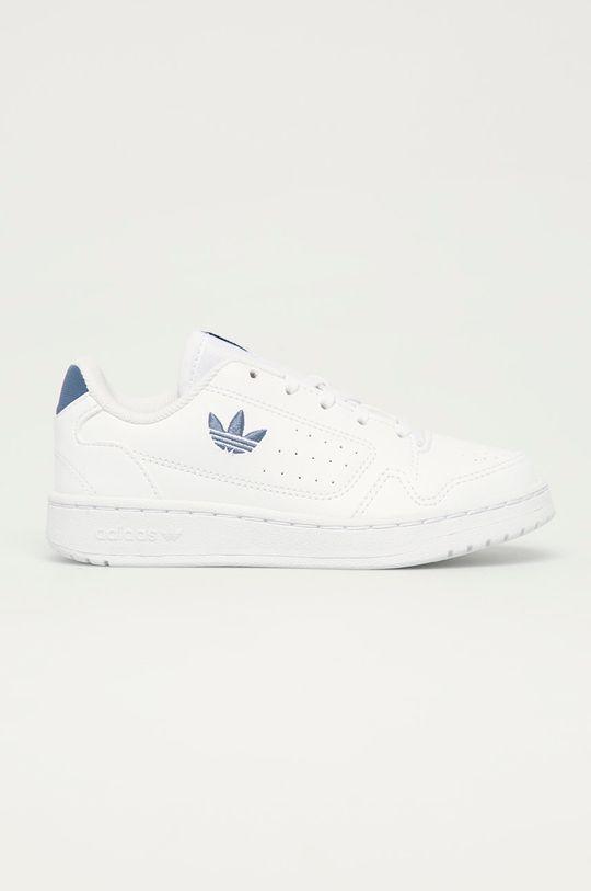 biały adidas Originals - Buty dziecięce Ny 90C Dziecięcy