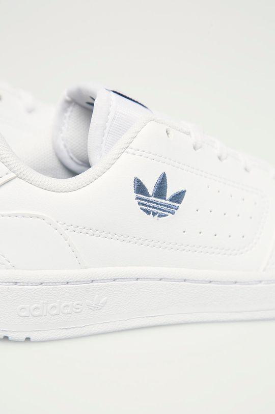 biały adidas Originals - Buty dziecięce Ny 90C