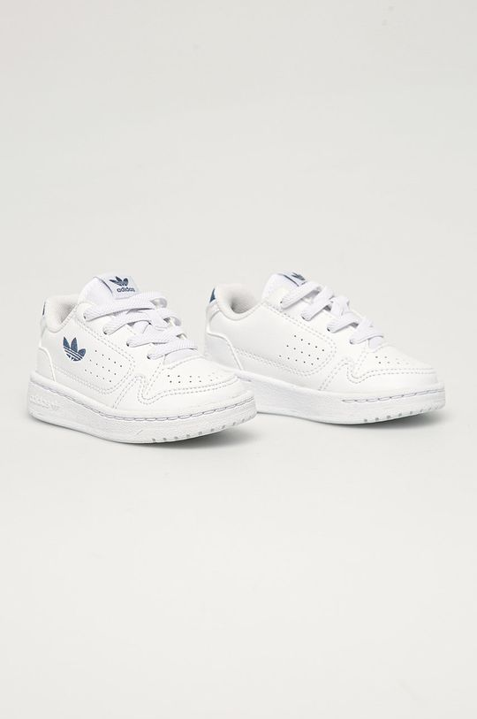 adidas Originals - Detské topánky NY 90 ELI biela