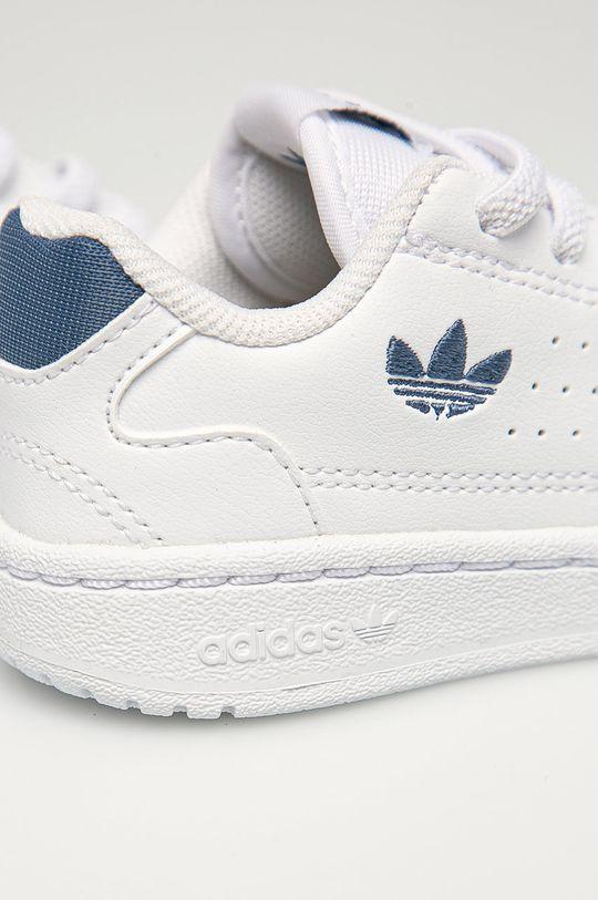 biela adidas Originals - Detské topánky NY 90 ELI