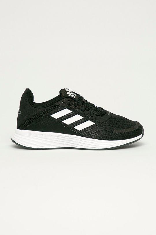 čierna adidas - Detské topánky Duramo SL Detský
