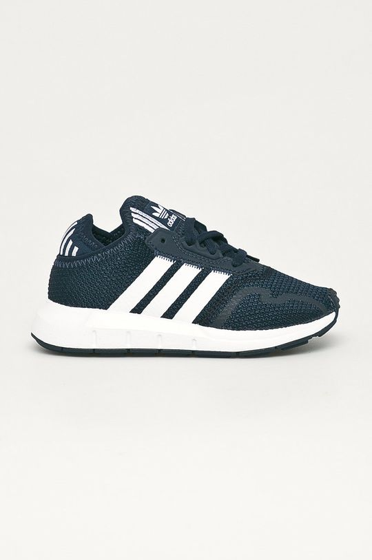 tmavomodrá adidas Originals - Detské topánky Swift Run X C Detský