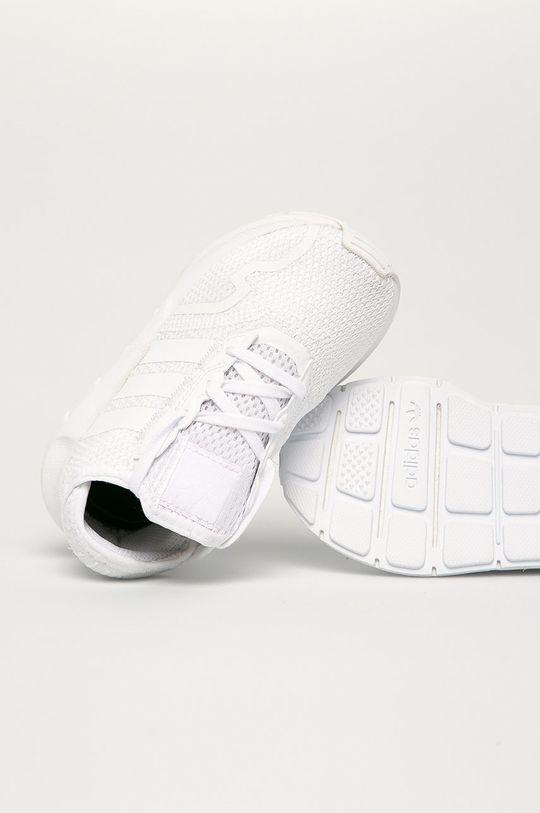 biały adidas Originals - Buty dziecięce Swift Run X