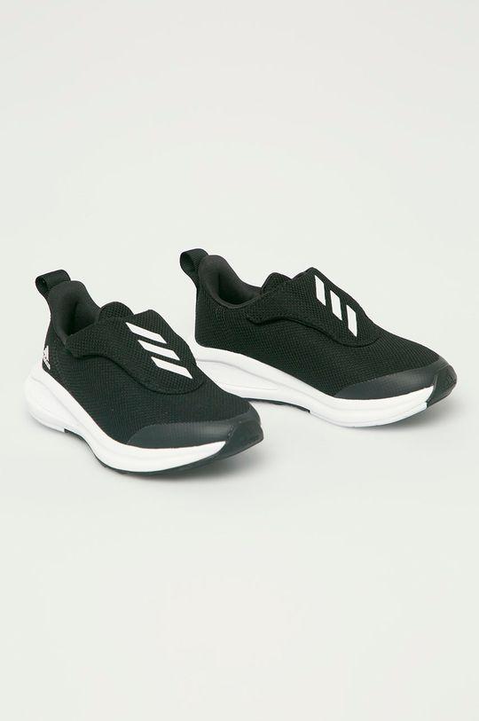 adidas Performance - Detské topánky FortaRun AC čierna