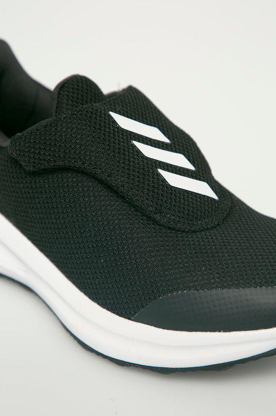 čierna adidas Performance - Detské topánky FortaRun AC