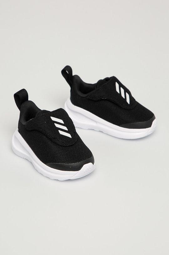 adidas Performance - Detské topánky FortaRun AC I čierna