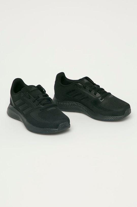 adidas - Detské topánky RunFalcon 2.0 čierna