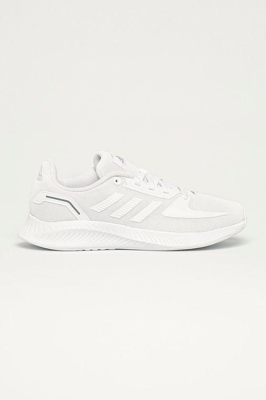 biały adidas - Buty dziecięce Runfalcon 2.0 K Dziecięcy