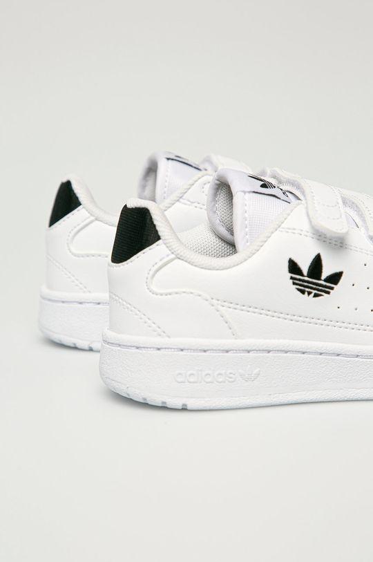 adidas Originals - Buty dziecięce NY 90 CF Cholewka: Materiał syntetyczny, Materiał tekstylny, Wnętrze: Materiał syntetyczny, Materiał tekstylny, Podeszwa: Materiał syntetyczny