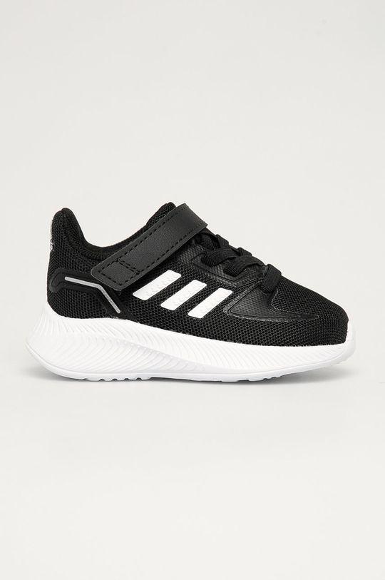 чёрный adidas - Детские ботинки Runfalcon 2.0 Детский