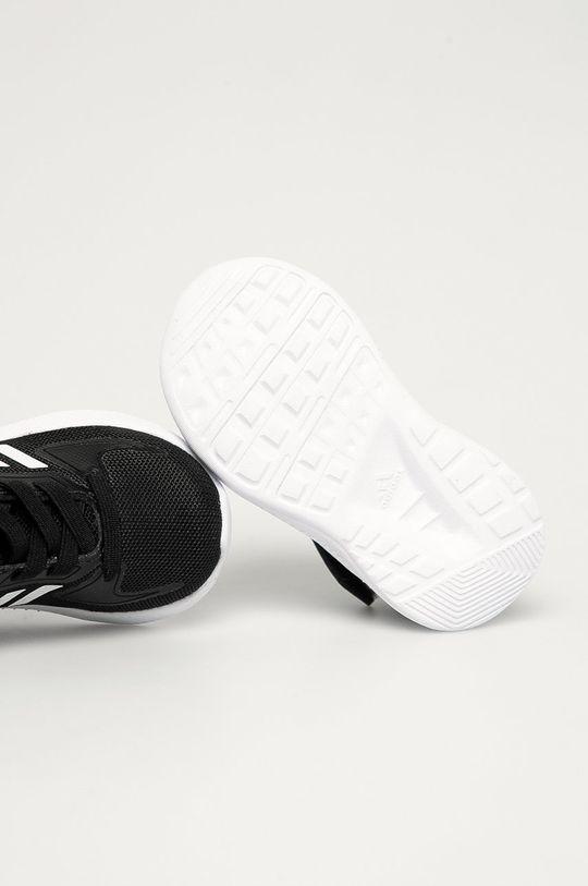 чёрный adidas - Детские ботинки Runfalcon 2.0