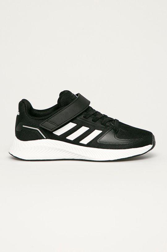 černá adidas - Dětské boty Runfalcon 2.0 C Dětský